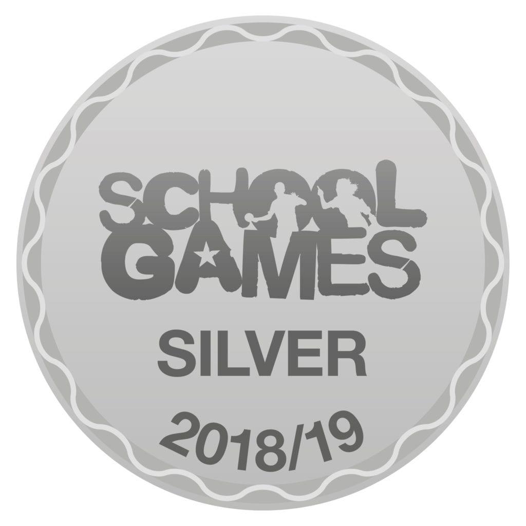 School Games1819_silver
